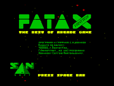 Скриншот: Fatax Colour
